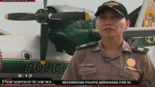 Calle de la Convención en Cusco llevará el nombre de Mayor PNP Nancy Flores