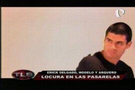 Erick Delgado: Locura en las pasarelas