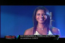 Rocio Miranda vs Fiorella Battifora: La previa caliente del clásico