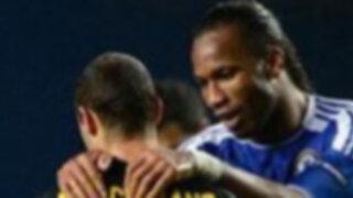 Chelsea ganó la primera semifinal de la Liga de Campeones