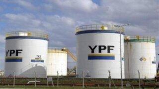 Critican apoyo de parlamentarios andinos peruanos a expropiación de YPF