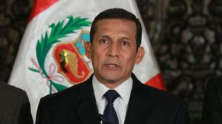 Ollanta Humala viajará en junio a Bélgica y Francia para impulsar TLC