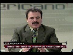 Jorge Rimarachín: No confío en el peritaje, es igual al fraudulento estudio anterior