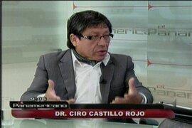 Ciro Castillo padre: El Estado no debe hacer finta en búsqueda de policías desaparecidos