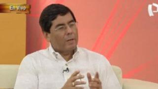 Congresista Delgado descarta alejamiento de bancada oficialista