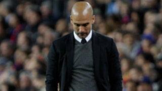 Josep Guardiola: En los próximos días definiré mi futuro en el Barcelona