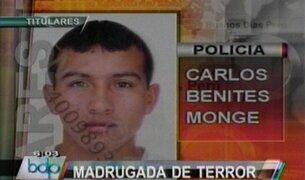 Callao: policía al borde de la muerte tras recibir disparo en el rostro