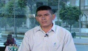 Padre denuncia que Hospital Carrión impide traslado de su hijo