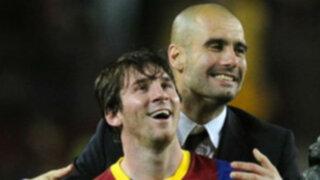 """España en """"shock"""" por salida de 'Pep' Guardiola del Barcelona"""