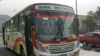 Proponen inspecciones sanitarias a microbuses para evitar enfermedades