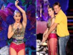Katy Perry alista el estreno de película en 3D con imágenes de su concierto