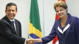 Dilma Rousseff visitará el Perú en mayo próximo
