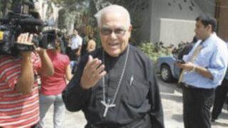 Monseñor Bambarén: Cajamarca debe seguir ejemplo de Moquegua y Espinar