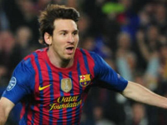 Barcelona clasificó a semifinales de Liga de Campeones al vencer al Milán
