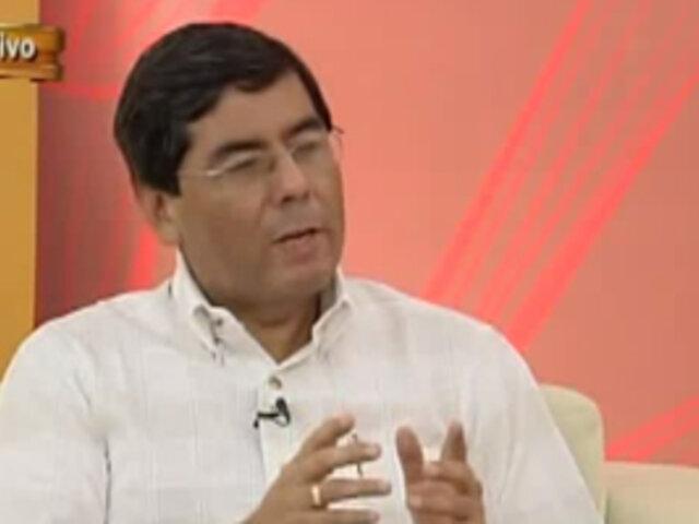 Congresista Delgado: Nidia Vílchez debe devolver bono como lo hizo Jara