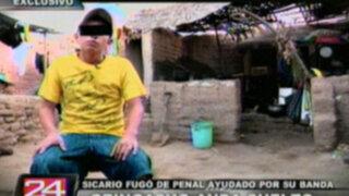 """Capturan a delincuente """"Gringasho"""" en un hostal de Independencia"""