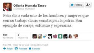 Presidente Humala: Subimos el sueldo mínimo y daremos Pensión 65