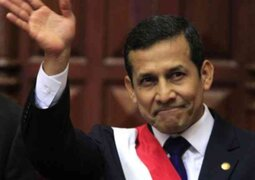 Presidente Humala dice que incremento de sueldo mínimo ya está en marcha