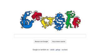 Google rinde homenaje Keith Harina con un doodle
