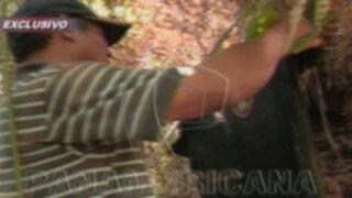 Vea el hallazgo del cuerpo de César Vilca en la espesura del VRAE este domingo en Panorama