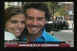 Stephanie Cayo confirma romance con el colombiano Juancho Cardona