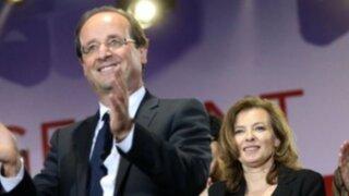 Francois Hollande asumió la presidencia de Francia