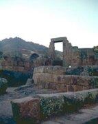 Descubren ciudadela de mil 300 años en Huari
