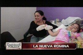 Una luz de esperanza se presenta en la vida de la pequeña Romina Cornejo