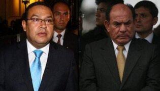 Congreso debatirá este sábado censura a ministros del Interior y Defensa