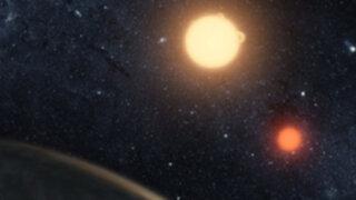 Detectan planeta a 2.800 años luz de la Tierra