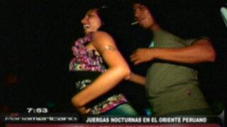 Las noches de Iquitos tienen como principal atracción  las chicas de sangre caliente
