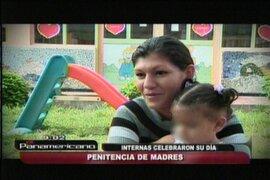El llanto de las madres recluídas en el penal Santa Mónica