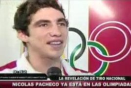 Conoce al campeón en tiro que nos representará en Olimpiadas Londres 2012