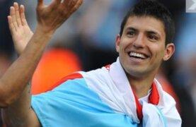 Manchester City se corona campeón de la Premier League con gol del 'Kun' Aguero