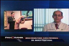 Terapias eléctricas aclaraciones sobre rehabilitaciones y curaciones