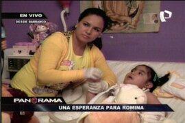 Una nueva esperanza para Romina Cornejo