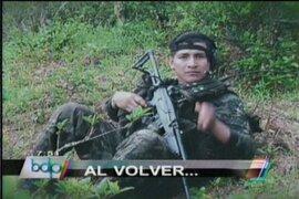 Familia de militar herido en el VRAE clama ayuda para mantenerlo con vida