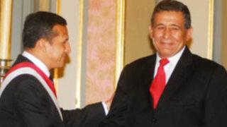 Ministro Calle anuncia mejoras a la estrategia militar en el VRAE