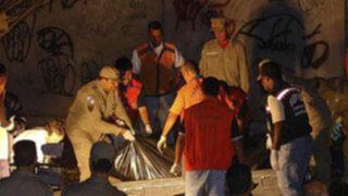 Egipto: descarrilamiento de tren deja 19 muertos y 107 heridos