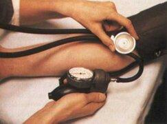 Realizan despistaje de hipertensión en Hospital de la Solidaridad en Surquillo