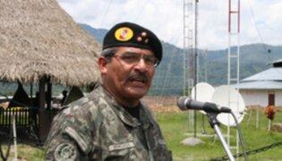 Ricardo Moncada es el nuevo comandante general de las Fuerzas Armadas