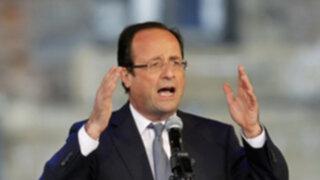Francia: ordenan intensificar ataques contra el Estado Islámico