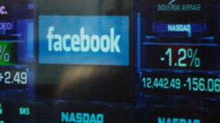 Facebook rompió mercado bursátil