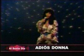 Adiós a Donna Summer