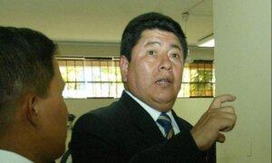 Intervienen a Pedro Toledo Manrique en operativo de alcoholemia