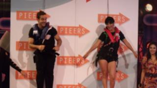 """FOTOS: Lo mejor del backstage del primer """"Desafío Sin Fronteras"""""""