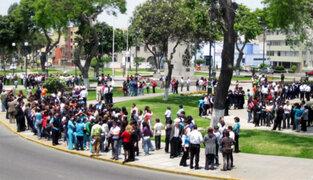 Municipalidad de Jesús María lanza campaña de prevención ante sismos