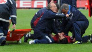 Más de 80 futbolistas murieron en pleno partido en últimos cinco años