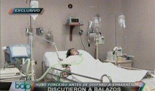 Huánuco: Sujeto arroja gasolina y quema a prima delante de su menor hijo