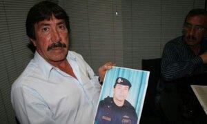 Felipe Bazán padre: No he sido informado sobre supuesto hallazgo de mi hijo